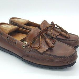 Polo Ralph Lauren Shoes Loafers Sz 10 Mens